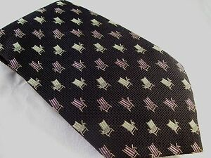 975bf73d94f1 Off Island by Tommy Bahama Beach Chairs Designer Tie Men's Silk ...