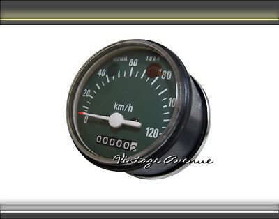 HONDA S90Z S110 CS110 CB100 CL100 CL100S CB125S CL125S SPEEDOMETER