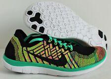Nike Free 4.0 Flyknit Multicolore Enchère Ebay