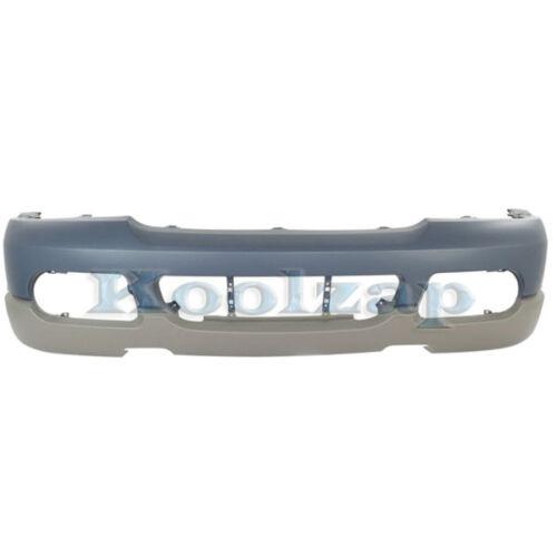 For 02-03 Explorer XLT Front Bumper Cover Facial Assembly FO1000506 2L2Z17D957PA