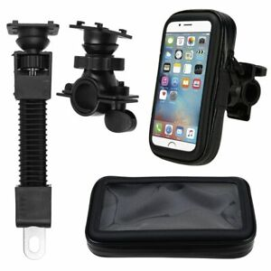 Waterproof-Motorbike-bike-Bicycle-Phone-Mount-Case-Holder-For-Mobile-Phones-360
