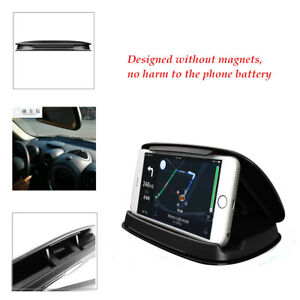 Sun-Protection-Car-PDA-3-0-6-8inch-GPS-Phone-Mount-Support-Stand-Gel-pad-sticks