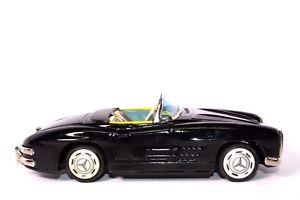 Vintage Rare Mercedes Benz 300sl Japonais Boîte Friction Roadster
