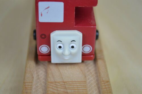 Thomas the Tank Engine 2012 Mattel Wooden Engine Select from List