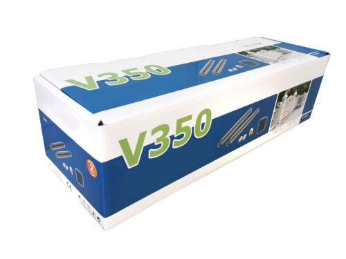 Automat Torantrieb Flügeltoröffner für Doppelflügeltore mit Pforte Funktion V3.0