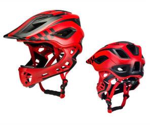 ROCKBROS-Cycling-Child-Helmet-Safety-Kids-Bike-Full-Helmet-Size-S-M-3-Colors