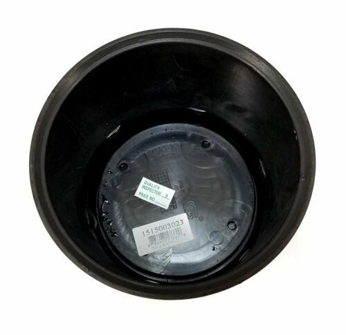 American Racing Gloss Black 130.81 CB Push-Thru Wheel Center Hub Cap