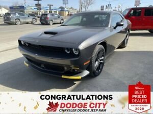 2021 Dodge Challenger GT- AWD, Htd/Vented Seats, Remote Start