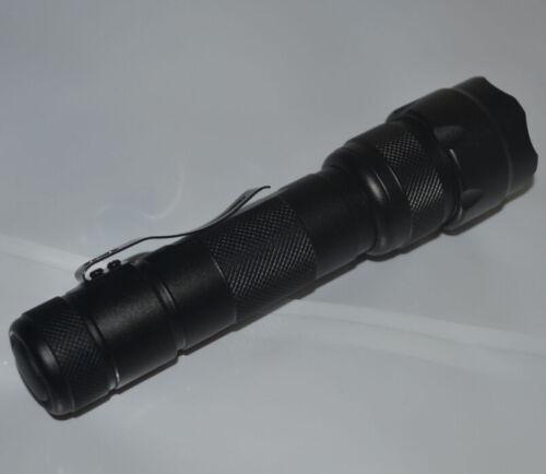 UltraFire WF-502B Blacklight Ultraviolet UV 395nm LED Single Mode Flashlight