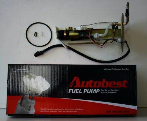 Fuel Pump and Sender Assembly-GAS Autobest F1448A
