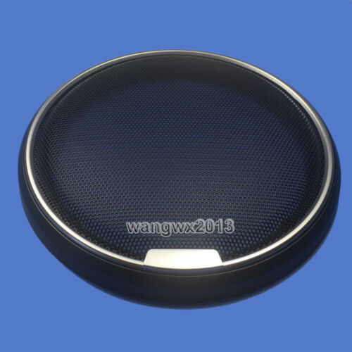 """2pcs 4/"""" inch 136mm Speaker Cover Metal Mesh Grille Protection Decorative Circle"""