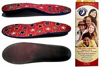Pure Stride Kids Professional Orthotics Arch Supports Full Length Shoe Insoles