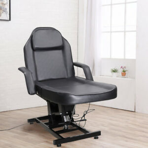 luxury leather massage table beauty salon chair bed tattoo uk