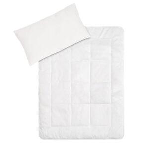Couette-microfibre-pour-enfant-blanche-toute-l-039-annee-oreiller