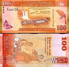 SRI LANKA - 100 rupees 2010 FDS - UNC