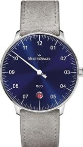 Meistersinger-Neo-NE908N-Einzeigeruhr-Klassisch-schlicht-36mm