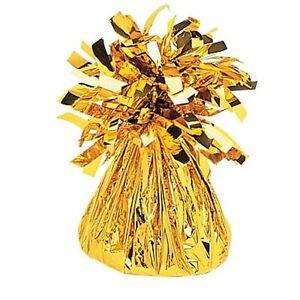 Gold-Foil-Spray-Weights-Helium-Birthday-Party-Decorations-Wedding-Anniversary