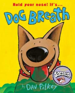 Dog-Breath-Dav-Pilkey-Used-Good-Book