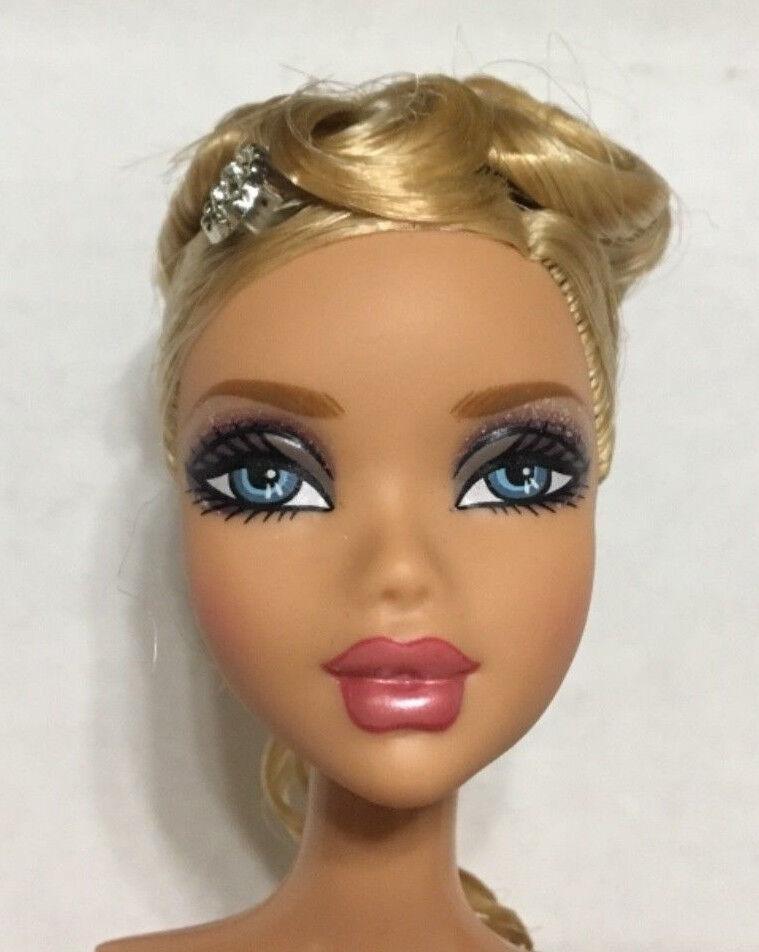 Barbie My Scene Fashion Week Rara Muñeca Kennedy Cabello Rubio