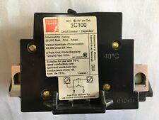 1c100 Federal Pioneer Stab Lok 2 Pole 100 Amp Circuit Breaker New In Box