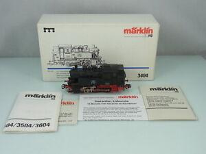 Maerklin-H0-3404-Tenderlokomotive-Dampflok-BR-80-Ruhrkohle-Digital-Delta
