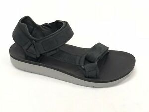 292531d286da2d Image is loading TEVA-ORIGINAL-UNIVERSAL-PREMIER-LEATHER-BLACK-WOMEN-039-