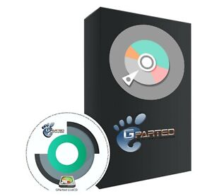 Details about GParted Live CD for Windows Linux Recovery Repair Utilities  Disc