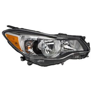 2012 2014 2015 2016 2017 Subaru Impreza Crosstrek Headlight Wiring Harness OEM