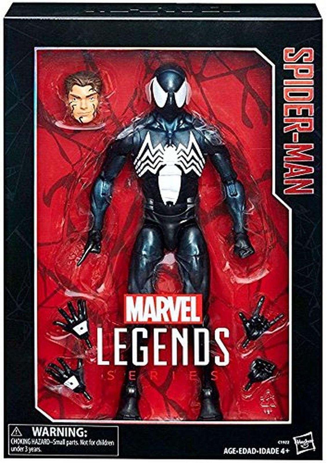 Marvel Legends Series Spideruomo Symbiote  12