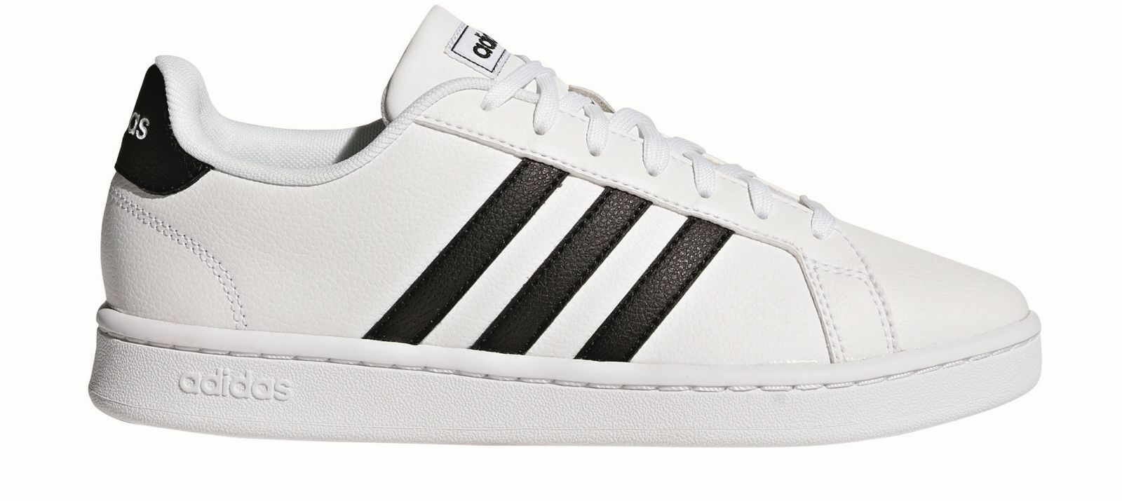 Adidas Core Women's Casual Fitness shoes Trainers Grand Grand Grand Court 2.0 white c9ea39
