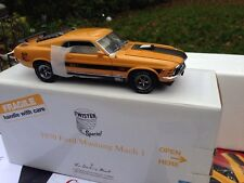 Franklin / Danbury Mint 1/24 Ford Mustang Mach 1 Twister Special V8 Muscle Car