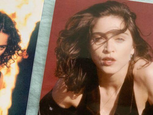 4x6 cards Like A Prayer Express Yourself MADONNA 8 promo postcards Cherish