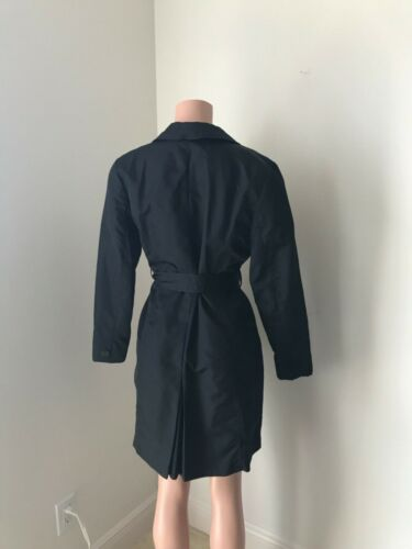 Womens Barami Classic Rain Coat Trench Coat Blazer Jacket..Size M..NICE:) $595 !