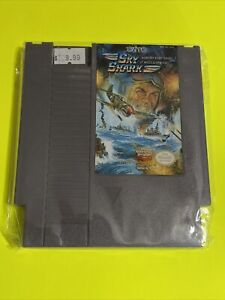 100-WORKING-NINTENDO-NES-SUPER-FUN-Game-Cartridge-ARCADE-CLASSIC-SKY-SHARK