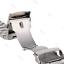 18-19-20-21-22-23-24-25mm-Acciaio-Inox-Watch-Band-Strap-per-MK-Watch-Band miniatura 19