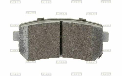 4x BOLK Bremsbeläge hinten für HYUNDAI i30 i20 ix35 ix20 FIAT STILO BOL-D021049