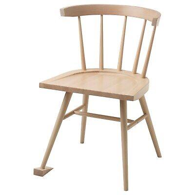 Virgil Abloh Off White X Ikea Markerad Chair Brown Nib Fast Shipping Ebay