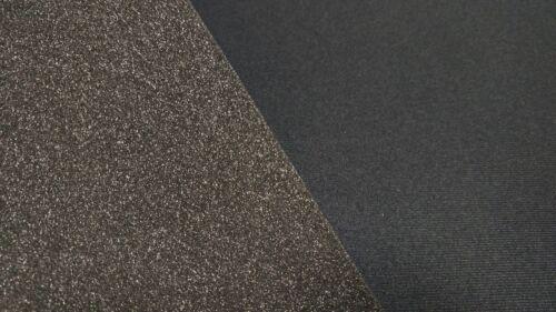 "Fabric Upholstery Auto Pro Dark Gray Headliner 3//16/"" Foam Back 108/""L X 60/""W Roll"