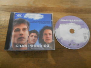 CD OST Dominic Roth - Miguel Alexandre : Gran Paradiso (22 Song) TSUNAMI jc