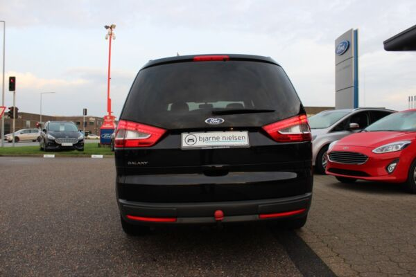 Ford Galaxy 2,0 TDCi 163 Collection 7prs - billede 5