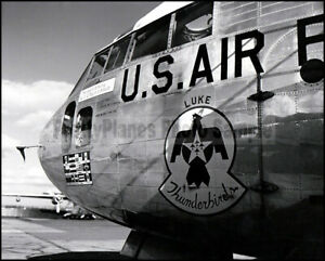 USAF-C-119F-Flying-Boxcar-Thunderbirds-51-8146-1955-8x10-Photos