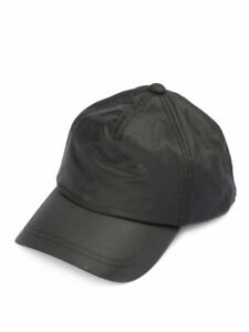 3c43e510 Details about Armani Jeans All over logo print nylon baseball cap. Black