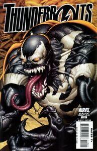 Thunderbolts #110 B Marvel Comics Vol 1 2007 Venom Variant Direct Edition