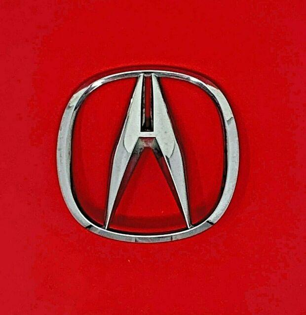 04 05 06 07 08 Acura TSX Rear Trunk Lid Emblem Badge Sign