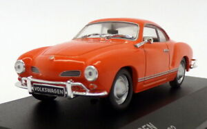 Whitebox-1-43-escala-WB064-1962-Volkswagen-Karmann-Ghia-Naranja