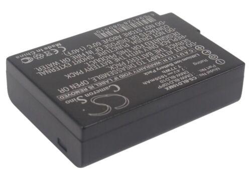 Reino Unido Batería Para Panasonic Lumix dmc-g3kbody Dmw-bld10 Dmw-bld10e 7.4 v Rohs