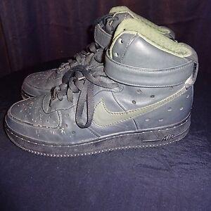 Nike Air Force 1 XXV High Premium Barkley PackLeeds High School MID