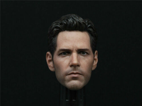1//6 Scale The Ant-Man Male Head Sculpt Fit 12/'/' Action Figure Toy