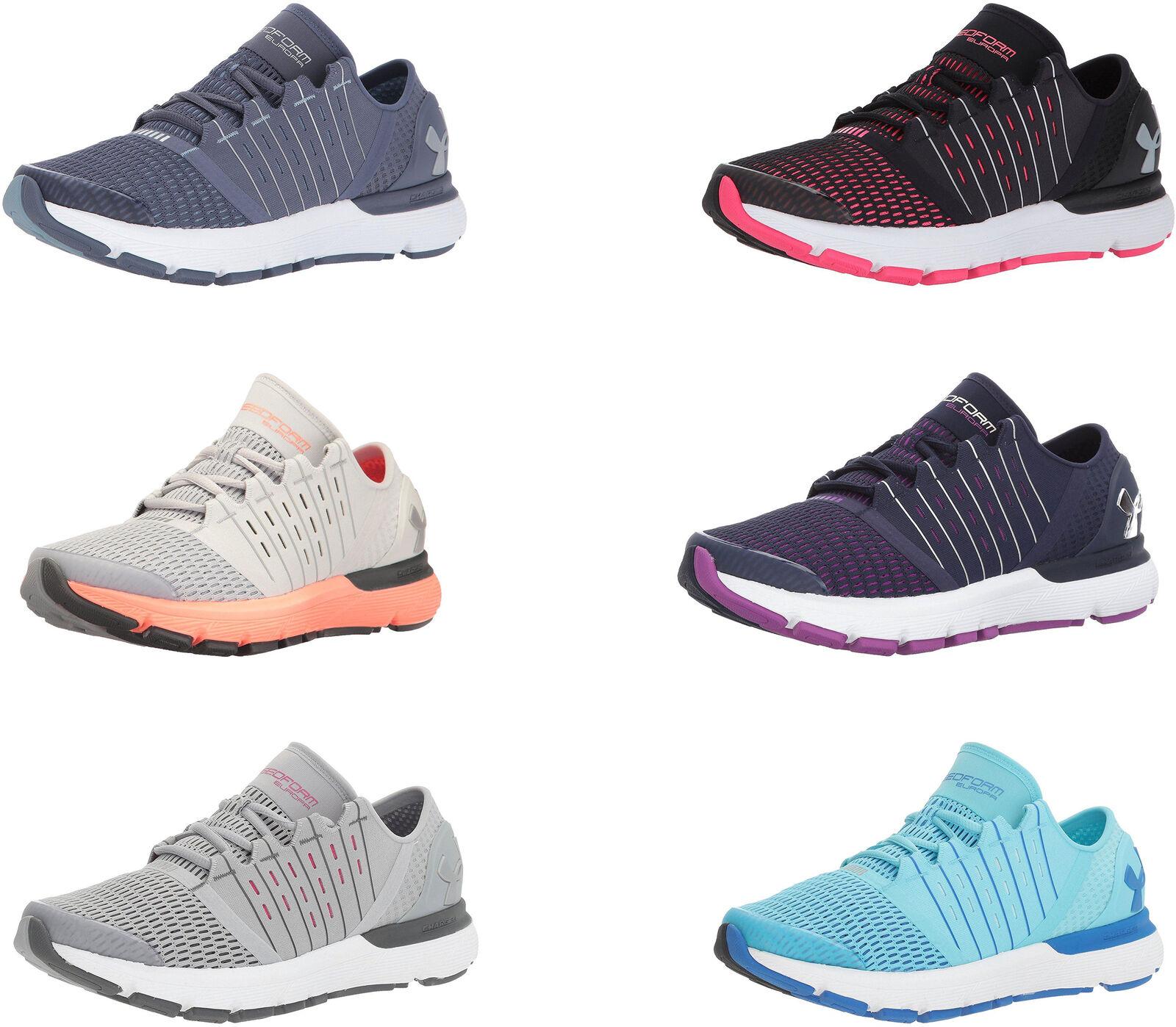 Under Armour Women's Speedform Europa Shoes, 6 Colors