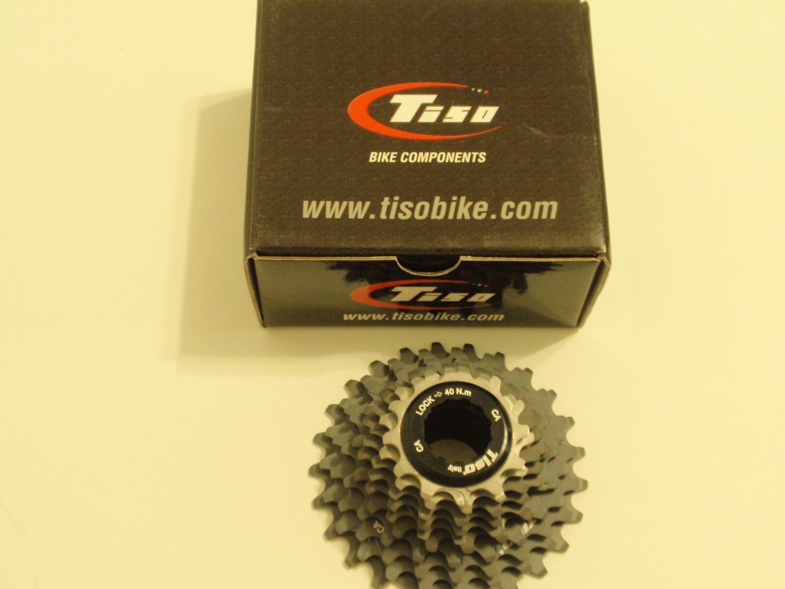 New Tiso Campatible Campagnolo 10 Speed Cassettes 12-25 Made In